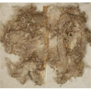 Mohair raw white adult curls 3 lb spin dye  24420