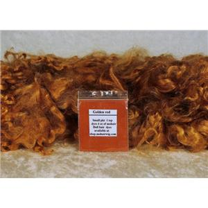 Golden Red  Wig making dye ,will Dye 4 oz mohair 10142
