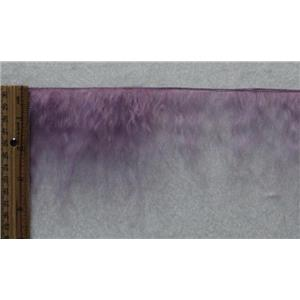 "mohair weft Light purple  3-4"" doll hair  2 yds  25317"