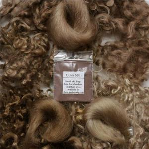 color 620  Wig making dye packet will Dye 4 oz. mohair 26178