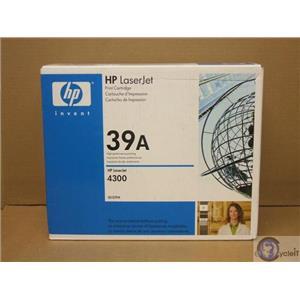 NEW Open OEM HP Q1339A HP 39A Laser Toner Cartridge