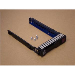 "HP Gen8 Gen9  Small Form Factor 2.5"" Tray SC Drive Caddy 651687-001"
