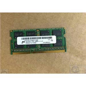 Micron MT16KTF51264HZ-1G6M1 4GB PC3-12800 DDR3-1600 nonECC Unbeffered Laptop RAM