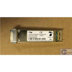 Intel 10GB 10GBASE-SR XFP SW 850NM Transceiver TXN181070850X2D