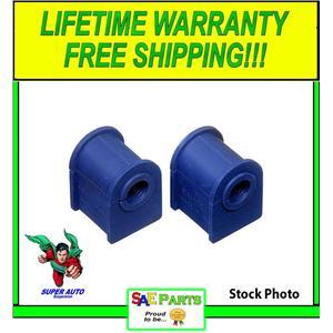 *NEW* Heavy Duty K90253 Suspension Stabilizer Bar Bushing  Kit  Rear