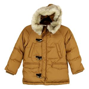 53e999c25d5 J Crew Boys' Expedition Parka 94713 Brown 6 7 . Finds For You