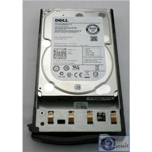 "Dell 00X3Y Seagate 500GB 7.2K 9YZ164-136 SATA 2.5"" 6Gb/s 64MB HDD ST9500620NS"