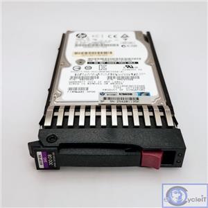 HP 300GB 6G DP 10K SAS EG0300FBDBR 597609-001 507284-001