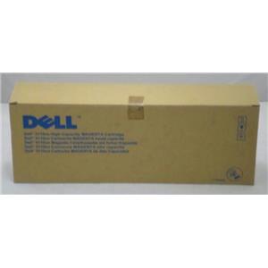 Brand New in Box OEM Dell KD557 High Yield Magenta Toner Cartridge 12000p 5110cn