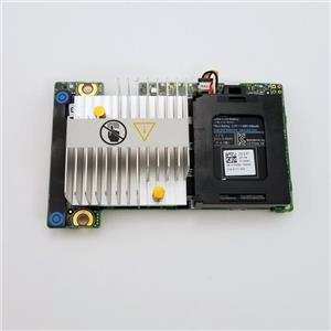 Dell PERC H710 5CT6D RAID Controller Mini Card With Battery w/ 70K80
