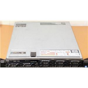 "Dell R620 8-Bay 2.5"" Barebones 2x PSU, No CPU, No RAM, No Hard Drives, No Bezel"
