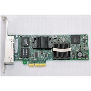 Dell Intel PRO/1000 VT Quad Port Network Card 0YT674 PCI-E 4-Port High Profile