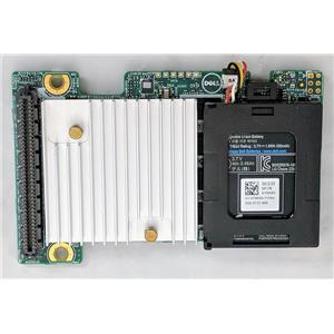 Dell PERC H710 Mini Blade 6GB/s 512MB PowerEdge M620 62P9H w/ 70K80 Clean Pull