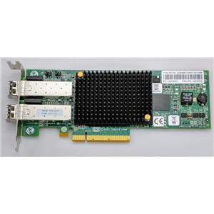IBM / Emulex LPE12002 8GB Dual Port Fibre Channel HBA PCI-e Refurbished 42D0500