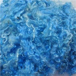 ringlet mohair curls varigated blues curls 28g 10326