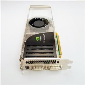 Dell NVIDIA Quadro 4600 DP/N 0JP111 Graphics Card PCI Express x16 Dual DVI