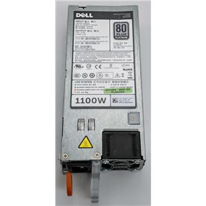Dell PowerEdge R620 R720 R820 1100W Hot Swap Power Supply GYH9V Refurbished