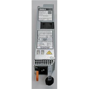 Dell PowerEdge R420 550W D550E-S0 Redundant Power Supply RYMG6 550W PSU