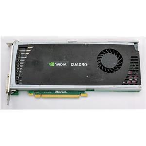Dell NVIDIA Quadro 4000 DP/N 038XNM Graphics Card DVI & Display Port 2GB