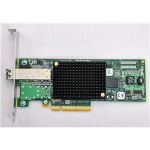 Emulex LightPulse LPE12000 8GB Single Port Fibre Channel HBA PCI-e w/ 8GB SFP