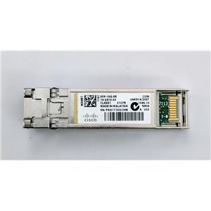 Genuine Cisco SFP-10G-SR 10GbE SFP+ SR Transceiver 850nm OEM Genuine 10-2415-03