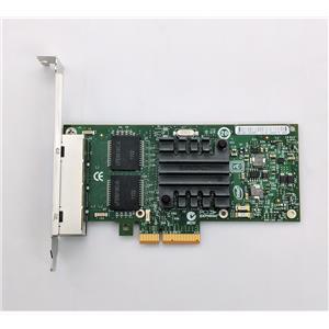 Intel Ethernet Quad-Port Server Adapter i340-T4 E1G44HTBLK High Profile Bracket