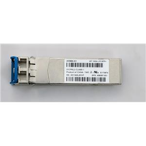 HP 456097-001 10GB Long Range Fibre Channel SFP+ 455888-001 Bladesystem