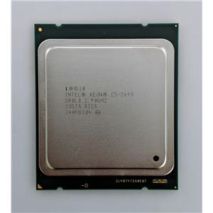 Intel Xeon E5-2690 SR0L0 2.9GHz 8-Core LGA2011 CPU 20MB Cache 135 Watt