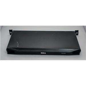 Dell PowerEdge 2162DS 2162 DS KVM Over IP 16-Port RJ-45 Console Switch DC4YG