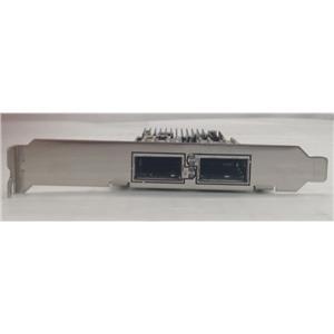 HP Infiniband Dual Port Ethernet Adapter 4x QDR HCA 519132-001 517721-B21