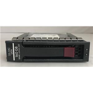 "HP 651165-001 160GB 7.2K 3.5"" 3Gbps 8MB Hot-Plug SATA II HDD ST3160318AS"