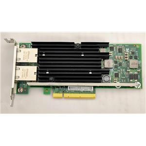 HP 561T Dual Port RJ-45 10GB NIC PCIe x8 Network Card 716589-001 717708-001