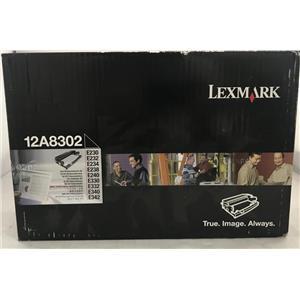 Lexmark E230 12A8302 Photoconductor Kit GENUINE NEW