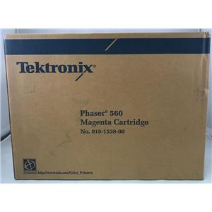 Brand New Tektronix Phaser 560 Magenta Toner Cartridge 016-1538-00