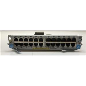 HPE 24-port Gig-T PoE+ v2 zl Module J9534A