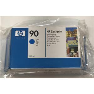 HP 90 Cyan Ink Cartridge - 225ml C5060A
