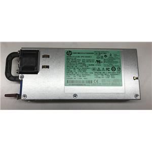 HP 1200 watt AC Common Slot (CS) 'Platinum Plus Hot Swap 660185-001