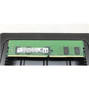 HYNIX 8GB 1Rx8 PC4-19200 DDR4-2400MHz DDR4 ECC REgistered RAM HMA81GR7MFR8N-UH