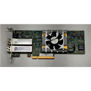 Dell Dual-Port QLE8262L PCI Express x8 Network Adapter C852G w/ SFPs