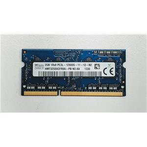 Hynix 2GB PC3-12800 DDR3-1600 non-ECC Unbuffered SODIMM 1.35V HMT325S6CFR8A-PB