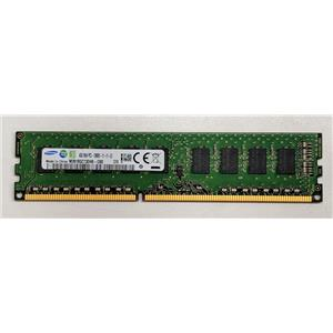 Samsung 4GB PC3-12800 DDR3-1600 ECC Unbuffered 1.5V M391B5273DH0-CK0