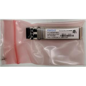 Finisar FTLF8536P4BCL 100GBASE-SR4 Transceiver 100m 850nm 25Gbps SFP+