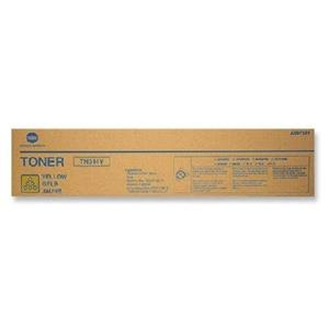 Konica Minolta TN314Y A0D7231 Yellow Toner Cartridge 20K Pages Genuine