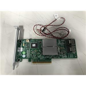 Dell PERC H310 8-Port SAS-SATA PowerEdge RAID Controller Card HV52W