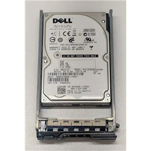 "Dell Enterprise 300GB 10K 2.5"" 6Gbps SAS Hard Drive P252M w/ Dell R-series Tray"