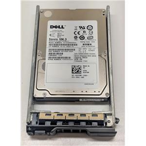 """Dell Seagate ST9300603SS 300GB 10K 2.5"""" SAS Hard Drive C975M w/ R-Series Tray"""