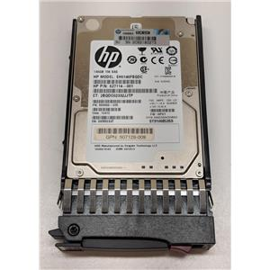 "HP 146GB 15K SAS 2.5"" EH0146FBQDC 627114-001 507129-009"