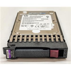 "HP 900GB 10K 2.5"" 6Gbps SAS Hard Drive 689287-004 507129-018 619463-001 w/ Tray"
