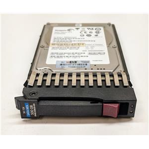 """HP 500GB 7.2K RPM 2.5"""" 3Gbps SATA II Internal Hard Drive 507749-001 508035-001"""