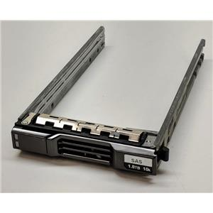 """New Dell HDD Tray Caddy 2.5"""" For Dell Compellent and R-Seres Servers 7D4F6"""